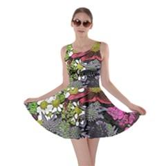 Amazing Garden Flowers 21 Skater Dresses