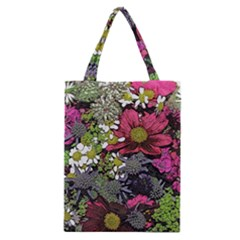 Amazing Garden Flowers 21 Classic Tote Bags