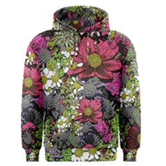 Amazing Garden Flowers 21 Men s Pullover Hoodies
