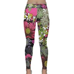 Amazing Garden Flowers 21 Yoga Leggings
