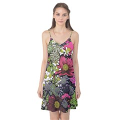 Amazing Garden Flowers 21 Camis Nightgown