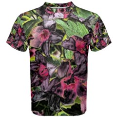 Amazing Garden Flowers 33 Men s Cotton Tees