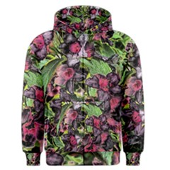 Amazing Garden Flowers 33 Men s Zipper Hoodies