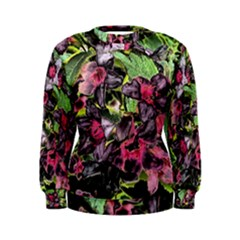Amazing Garden Flowers 33 Women s Sweatshirts