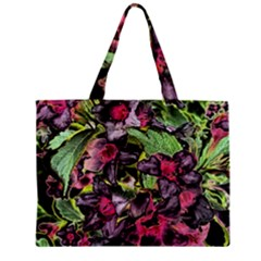 Amazing Garden Flowers 33 Zipper Tiny Tote Bags