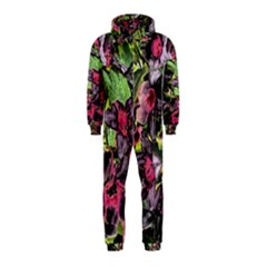 Amazing Garden Flowers 33 Hooded Jumpsuit (Kids)