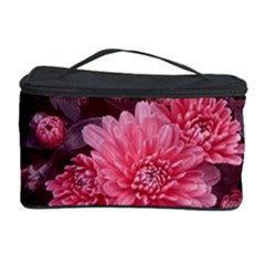 Awesome Flowers Red Cosmetic Storage Cases