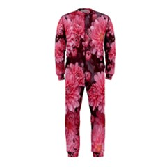 Awesome Flowers Red OnePiece Jumpsuit (Kids)