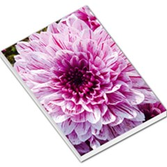 Wonderful Flowers Large Memo Pads