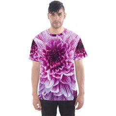 Wonderful Flowers Men s Sport Mesh Tees