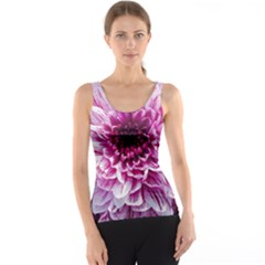 Wonderful Flowers Tank Tops