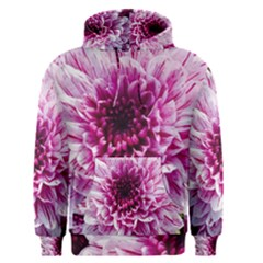 Wonderful Flowers Men s Pullover Hoodies