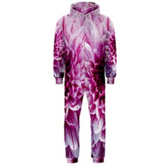 Wonderful Flowers Hooded Jumpsuit (Men)