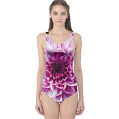 Wonderful Flowers Women s One Piece Swimsuits