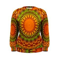 Kaleido Fun 07 Women s Sweatshirts