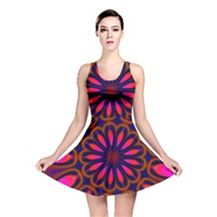 Kaleido Fun 06 Reversible Skater Dresses