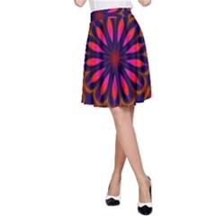 Kaleido Fun 06 A-Line Skirts