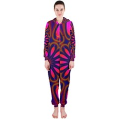 Kaleido Fun 06 Hooded Jumpsuit (Ladies)