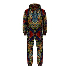 Magnificent Kaleido Design Hooded Jumpsuit (Kids)