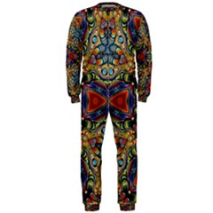 Magnificent Kaleido Design Onepiece Jumpsuit (men)