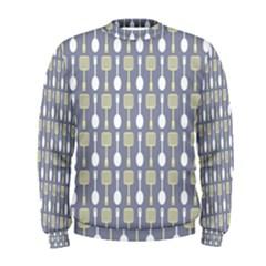 Spatula Spoon Pattern Men s Sweatshirts