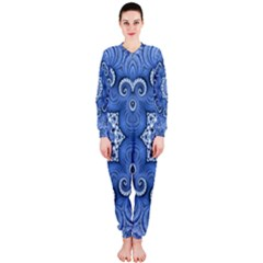 Awesome Kaleido 07 Blue Onepiece Jumpsuit (ladies)