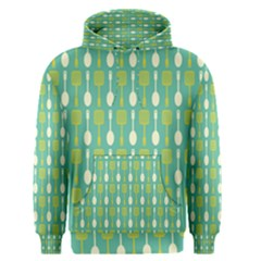 Spatula Spoon Pattern Men s Pullover Hoodies