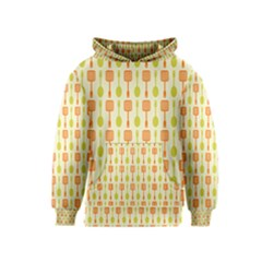 Spatula Spoon Pattern Kid s Pullover Hoodies