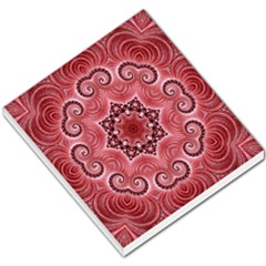 Awesome Kaleido 07 Red Small Memo Pads