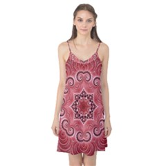Awesome Kaleido 07 Red Camis Nightgown