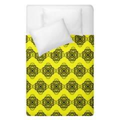 Abstract Knot Geometric Tile Pattern Duvet Cover (single Size)