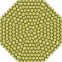 Abstract Knot Geometric Tile Pattern Golf Umbrellas