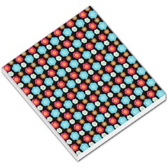Colorful Floral Pattern Small Memo Pads