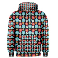 Colorful Floral Pattern Men s Pullover Hoodies
