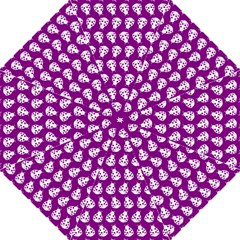 Ladybug Vector Geometric Tile Pattern Straight Umbrellas