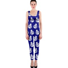 Ladybug Vector Geometric Tile Pattern OnePiece Catsuits