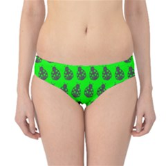 Ladybug Vector Geometric Tile Pattern Hipster Bikini Bottoms