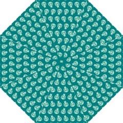 Ladybug Vector Geometric Tile Pattern Hook Handle Umbrellas (medium)
