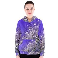 Dandelion 2015 0705 Women s Zipper Hoodies