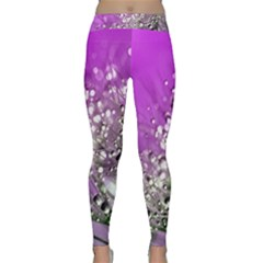 Dandelion 2015 0707 Yoga Leggings