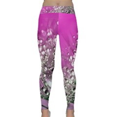 Dandelion 2015 0708 Yoga Leggings