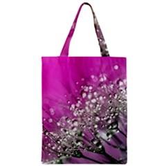 Dandelion 2015 0708 Zipper Classic Tote Bags