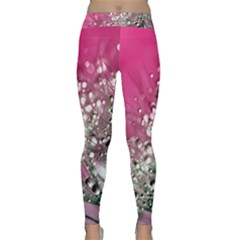 Dandelion 2015 0709 Yoga Leggings