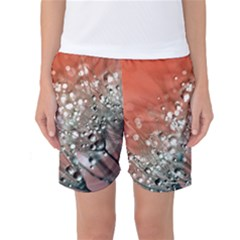 Dandelion 2015 0711 Women s Basketball Shorts