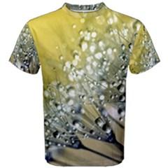 Dandelion 2015 0713 Men s Cotton Tees