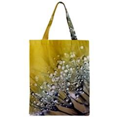 Dandelion 2015 0713 Zipper Classic Tote Bags