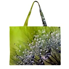 Dandelion 2015 0714 Tiny Tote Bags