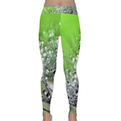 Dandelion 2015 0715 Yoga Leggings