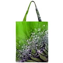 Dandelion 2015 0715 Zipper Classic Tote Bags