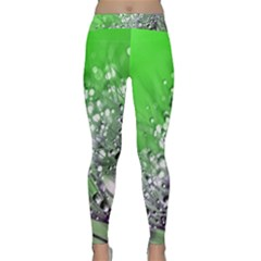 Dandelion 2015 0716 Yoga Leggings